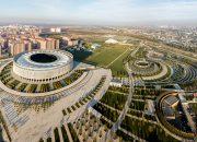 «Краснодар» и высшая лига футбольных стадионов мира