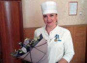 В Ейске медсестру наградили за спасение мужчины во время пожара