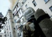 В Краснодаре семерых жителей горевшей пятиэтажки разместили в гостинице