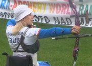Лучница из Новороссийска победила на этапе Кубка Европы среди инвалидов
