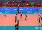 Женская сборная России по волейболу обыграла китаянок на молодежном ЧМ