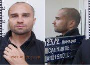 Сбежавший из-под конвоя в Армавире Антон Санников обвиняется в убийстве брата