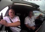 Момент погони со стрельбой в Геленджике попал на видео