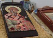 В Армавир привезли башмачок и мощи святителя Спиридона Тримифунтского
