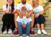 Школьник из Новороссийска претендует на главную роль в фильме «Мой папа — вождь»