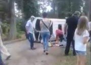 В Сочи доставили троих пострадавших в ДТП с микроавтобусом в Абхазии