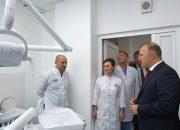 Глава Адыгеи ознакомился с деятельностью нового диагностического центра