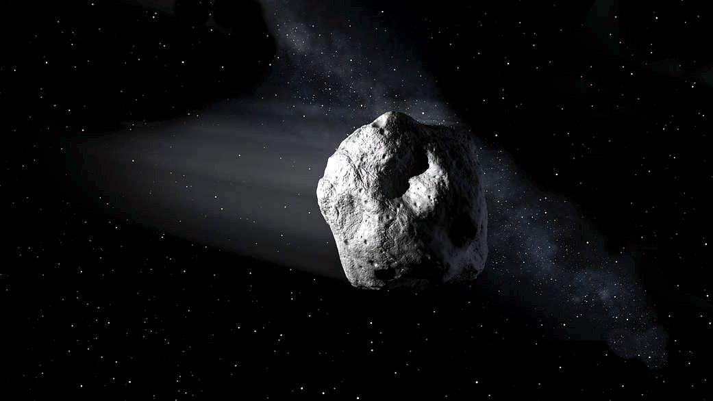 Небесное ТЕЛО: ученые потеряли из виду потенциально угрожавший Земле астероид