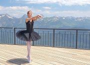 В горах Сочи проведут балетный мастер-класс