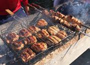 Фестиваль шашлыка в «Атамани» посетили около 3 тыс. человек