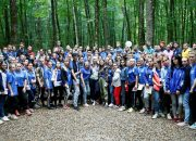 Анна Минькова посетила участников молодежного форума «Регион 93»