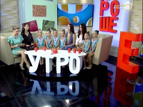 Тренер команды «Небеса-Андромеда» Анна Евсеенко: гимнастки отдыхают больше летом