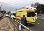 Полиция: в большегруз врезался автобус маршрута Краснодар — Новотитаровская