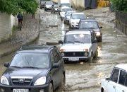 На Кубань надвигается циклон с дождями и штормовым ветром