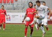 «Краснодар-2» выиграл у «Енисея» в матче Олимп-первенства ФНЛ