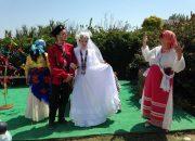Более 3 тыс. человек стали участниками казачьей свадьбы в «Атамани»