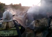 Производство сои на предприятии «Дары Кубани» из-за пожара приостановят