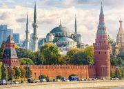 Краснодарская художница соединила мировые столицы в один город