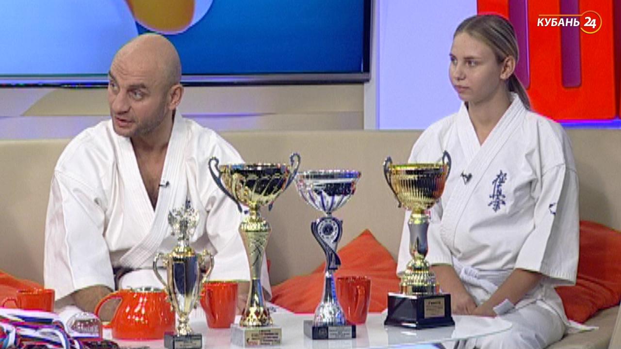 Тренер по карате-кекусинкай Сергей Плеханов: есть два вида завязывания пояса