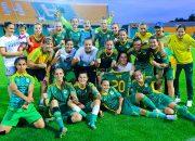 Футболистки «Кубаночки» победили «Локомотив»