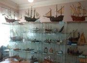 В Ейском районе на выставке макетов кораблей покажут «Титаник» и «Ботик Петра I»