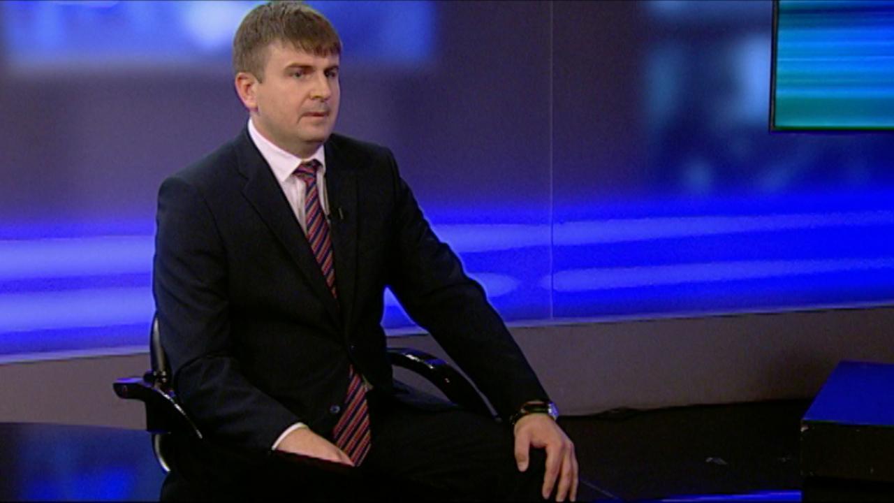 Интервью с руководителем департамента ветеринарии края Романом Кривоносом
