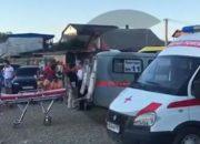 Два пассажира перевернувшегося в Туапсе катамарана умерли по дороге в больницу
