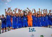 ФК КубГУ стал трехкратным чемпионом Европы в студенческом футболе
