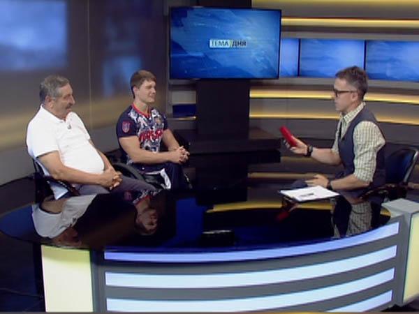 Владимир Кривуля: на любых соревнованиях нужно бороться только за первое место