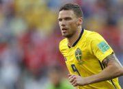 Шведский нападающий Берг перейдет в ФК «Краснодар»