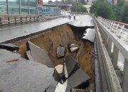 Дорожники: временное закрытие разрушенной дороги в Сочи не создаст неудобств