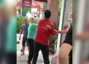 В Сочи пьяный покупатель подрался с сотрудником магазина
