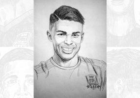На афишах домашних матчей ФК «Краснодар» появятся рисунки болельщиков