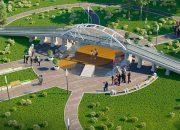 В Керчи появится пешеходная копия Крымского моста