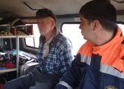 В Отрадненском районе 84-летнего пенсионера спасатели нашли спящим у дерева