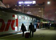 В Анапу из Москвы пустят дополнительный двухэтажный поезд