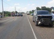 В Кавказском районе 13-летний мальчик сел за руль ВАЗа и врезался в иномарку
