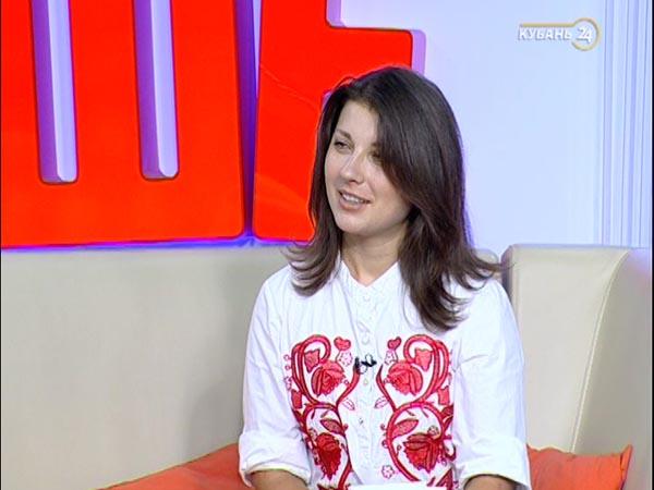 Анна Шумаева: это не диета, это образ жизни