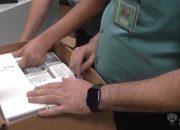 В Краснодаре таможенники задержали партию электронных сигарет без декларации