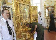 В Сочи доставят икону из храма Вооруженных Сил РФ «Спас Нерукотворный»