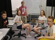 В Сочи школьники создали прототип платформы для экспериментов на МКС