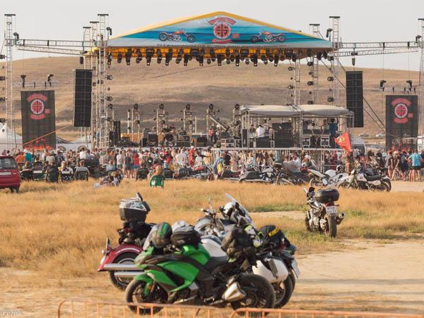 Байк-фестиваль приглашает на «Полуостров свободы»