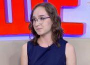 Елизавета Троян: самое сложное было справиться с волнением