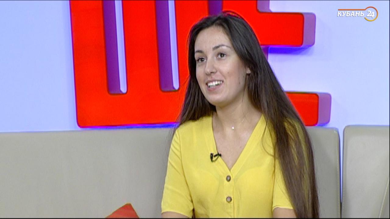 Альбина Турланова: я знаю язык жестов с детства