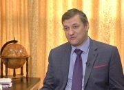 Интервью с руководителем департамента связи края Евгением Юшковым