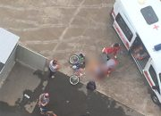 В Краснодаре грузовик переехал восьмилетнего мальчика на велосипеде