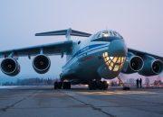 На Кубань в связи с учениями перебазировали более 40 самолетов Ил-76