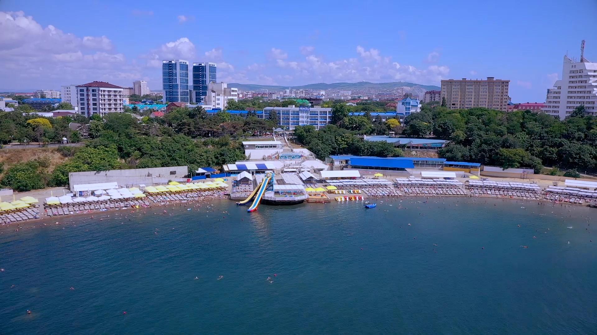Пять причин выбрать отдых в пансионате Черноморского побережья