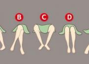 Язык тела: что ноги могут рассказать о вашей личности?