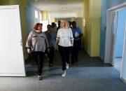 В Краснодаре Анна Минькова посетила детские сады и школы на стадии строительства